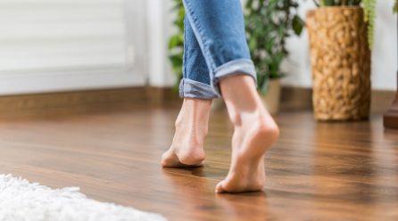 Podłoga drewniana a ogrzewanie podłogowe