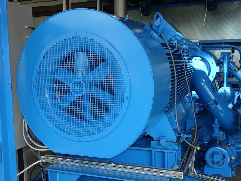 Sprężarki śrubowe – wszechstronne urządzenia do produkcji sprężonego powietrza
