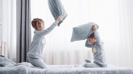 Jaką poduszkę wybrać dla dziecka?