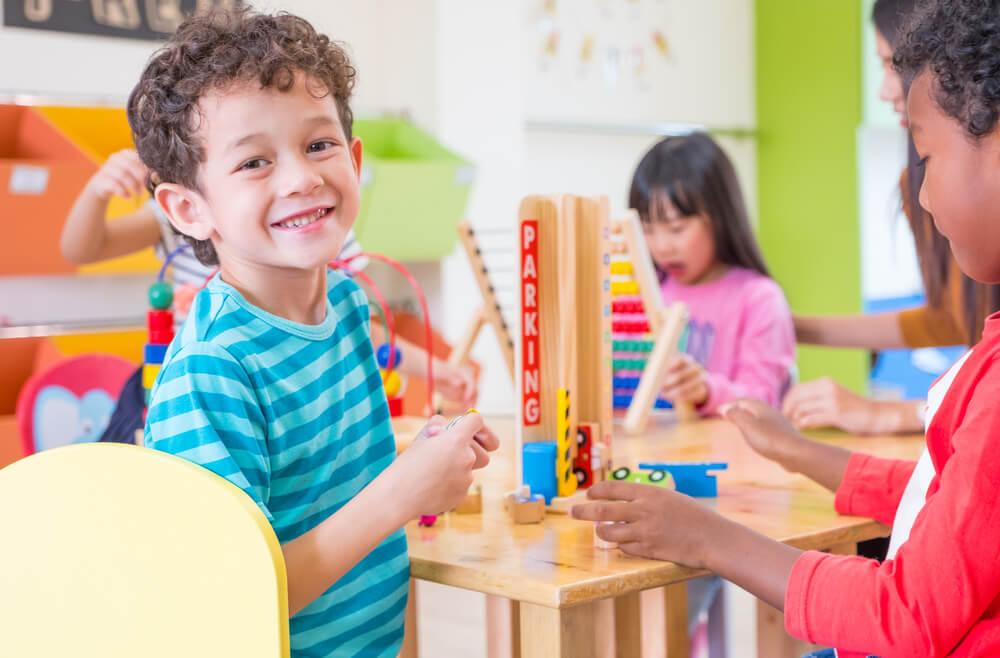 W Polsce powstaje coraz więcej przedszkoli dla dzieci obcojęzycznych
