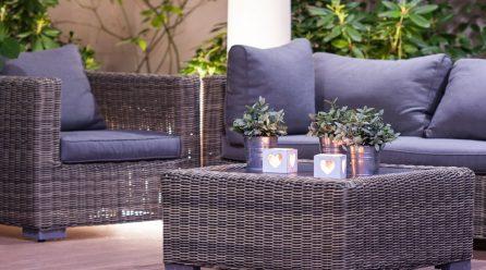 Ekskluzywne meble ogrodowe, czyli sposób na niepowtarzalną aranżację balkonu, tarasu, ogrodu