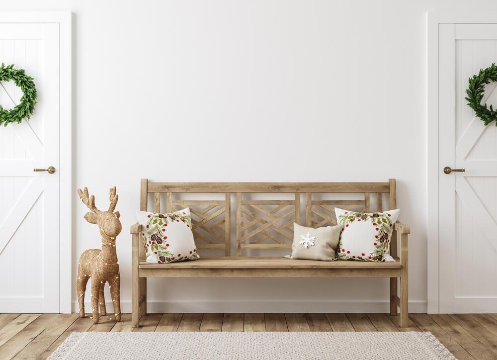 Dekoracje w stylu skandynawskim to dobry pomysł na świąteczny prezent