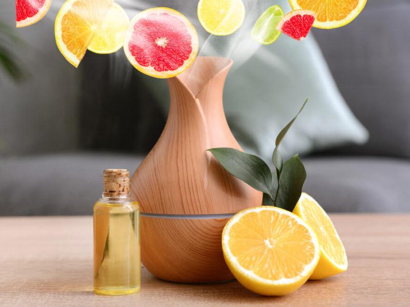 Jak zapach pomieszczenia wpływa na nasze samopoczucie?
