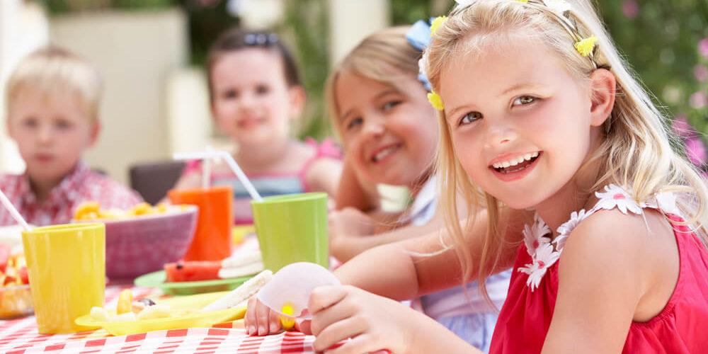 Przyjęcie dla dziecka w ogrodzie – jak się przygotować?